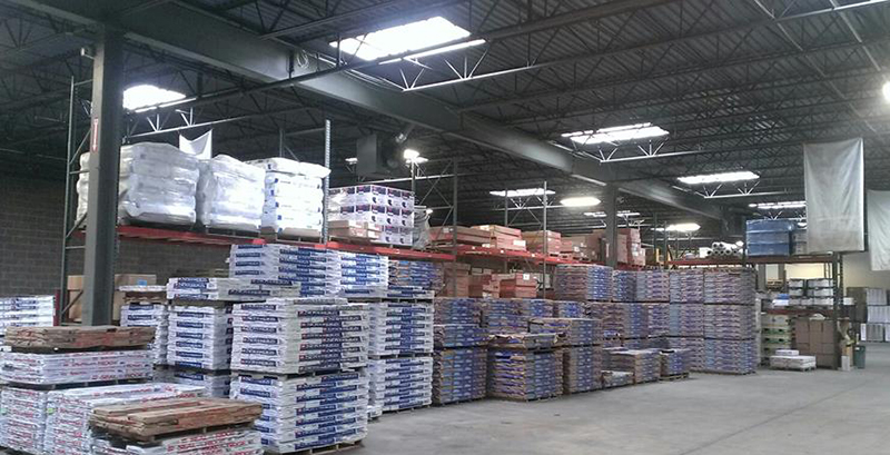 barnes roofing warehouse