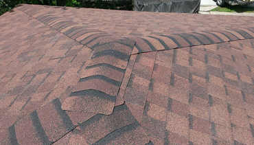 complicated roofing job
