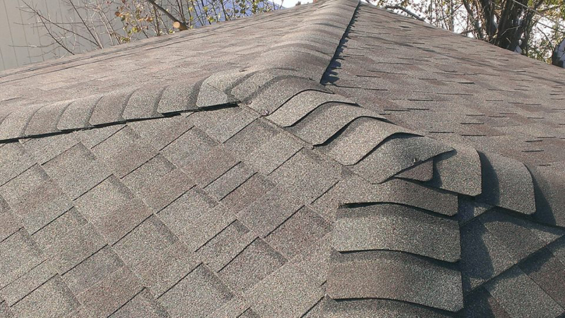 complicated roof job