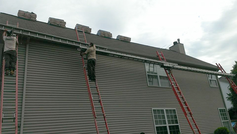 skilled roofing professionals near you